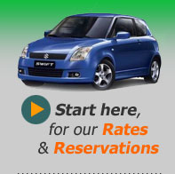 Start here for our rates and reservations