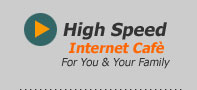 High speed internet offer with car rental service